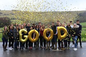 Plumpton College has been rated 'good' by Ofsted