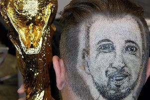 Hairy Kane by Bognor stylist Daren Terry
