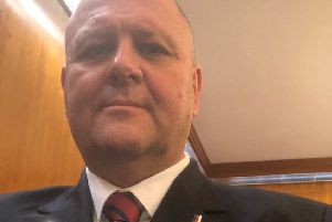 David Edwards, a West Sussex county and Arun district councillor, has spoken out about his experiences with PTSD as part of Johnston Press Investigations Unit's military suicides project