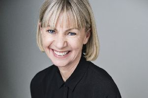 Kate Mosse. Picture by Ruth Crafer