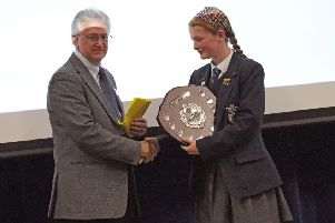 More than 150 pupils were recognised at the Burgess Hill Academy prize giving evening