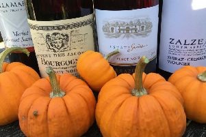 Red Wines for the autumn