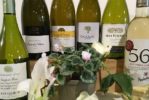 Wines for a white Christmas