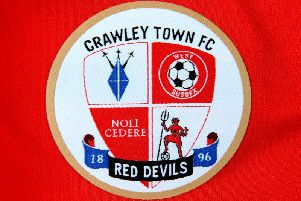 Crawley Town badge