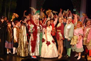 Burgess Hill Theatre Club presents Robin Hood and Babes in the Wood