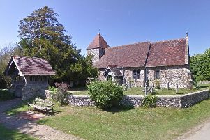 East Chiltington Church. Image: Google Maps