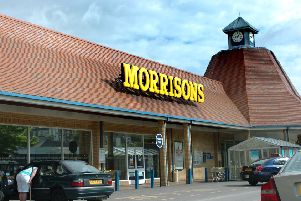 Morrisons, Hastings.'8/7/08
