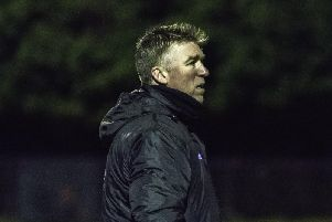 Burgess Hill Town boss. Picture by Chris Neal.