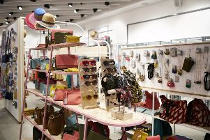 Oliver Bonas has opened a new store at Gatwick Airport