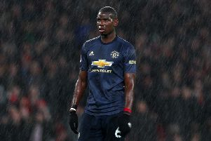 Paul Pogba (Photo by Catherine Ivill/Getty Images)