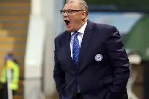 Peterborough United manager Steve Evans