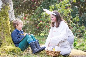 Easter activities at Borde Hill Gardens