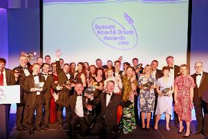 Winners of the Sussex Food and Drink Awards 2019