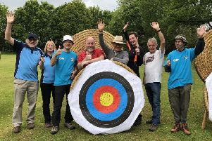 Archery enjoys relatively high levels of participation and grassroots events like the Big Weekend help bring new people into the sport and promotes active lifestyles