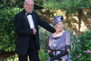 The Odds of Being Earnest  - Gareth Williams & Paula Tinker photo by Rosey Purchase