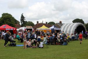 Flashback to Wivelsfield Village Day in 2017