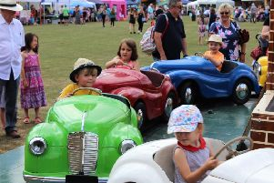 There will be lots for kids to do at the Wivelsfield Village Day