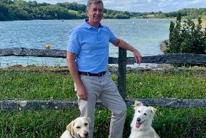 Richard Rap, Brexit Party prospective parliamentary candidate for Horsham