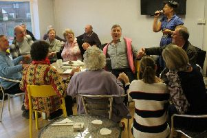A previous Silver Sunday event in Haywards Heath