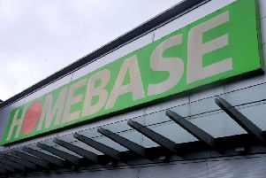 Press Eye - Belfast - Northern Ireland - 14th August 2018''Homebase stores in Northern Ireland at threat with company to close 42 outlets'Around 1,500 jobs are at risk with the retailer shutting a wave of stores''Picture by Jonathan Porter/PressEye