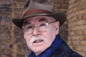 Paul Charles left Northern Ireland and became a music agent in London before starting out as an author