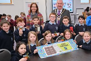 IN PICTURES: Mid Ulster schools in Fairtrade Fortnight