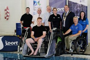 Device improves pool access for the disabled