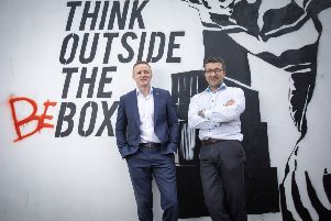 Tyrone design firm rebrands and expands business