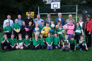 £37,000 revamp for three play and kickabout areas