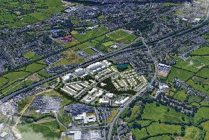 The development for Athlone deisgned by Manor Architects.
