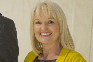 Councillor Sharon McAleer.