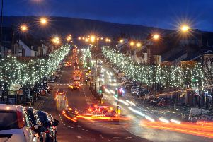 Cookstown's 'magical mile' to light up as Christmas countdown starts
