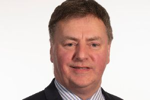 Chair of the Mid Ulster District Councils Environment Committee, Councillor Wilbert Buchanan