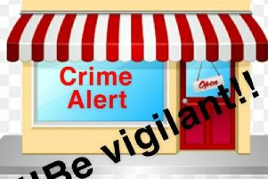Be vigilant to business crime - PSNI warning