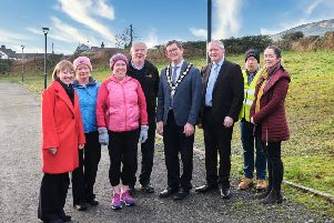 £100,000 village renewal works in Mid Ulster 'will enhance local community'