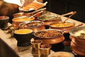 Some of Northern Ireland's top rated Indian restaurants