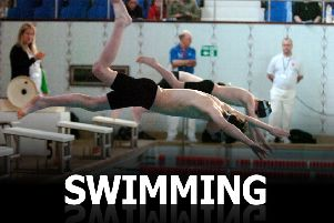 Strong start to the season for CMK's ace swimmers