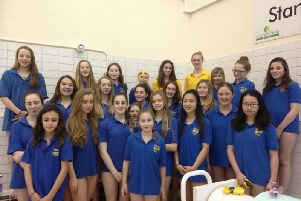 Swimmers makes great start to year