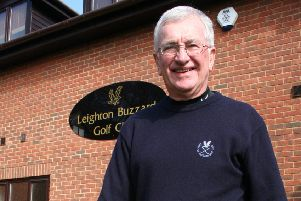 Bletchley golfer takes over as skipper