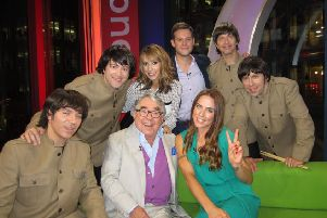 The Ultimate Beatles on The One Show