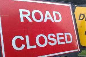 Planned road closures in Milton Keynes