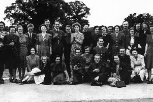 Off duty exhibition coming to Bletchley Park.