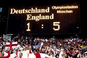 16 years since THAT England-Germany game