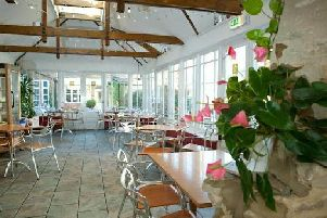 The Courtyard Brasserie: 8-9 Rose Court, Olney, MK46 4BY