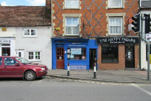 Blue Monsoon, 40 High Street, Winslow, MK18 3HB