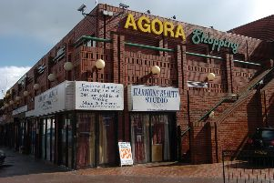 Proposals to redevelop the Wolverton Agora have rumbled on for years