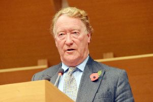 Thames Valley Police and Crime Commissioner Anthony Stansfeld