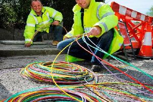 The new CityFibre fibre to the premises (FTTP) broadband will be an extension to the 160km existing MK network