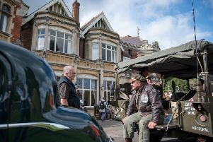 A range of stunning cars and motorbikes from the 1930s through to the 1990s will be on display at Bletchley Park later this month, as it hosts Classics at Bletchley on 22 April.