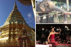 Chiang Mai leaves you with lifelong memories